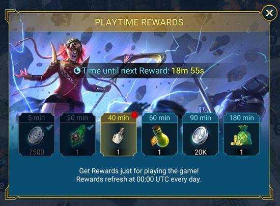 Mô hình Online Rewards