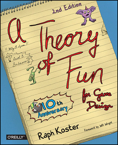 Sách Game Design A Theory of Fun for Game Design