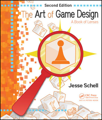 Sách Game Design The Art of Game Design: A Book of Lenses