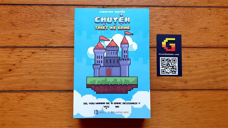 Mua sách game design