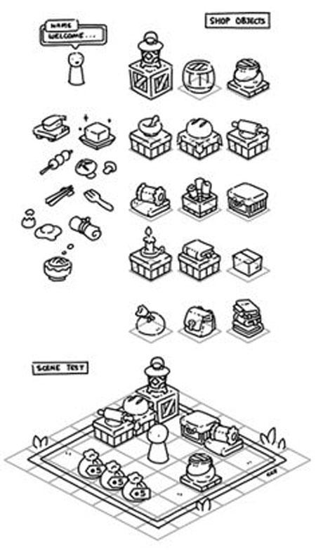 Thực hiện Game Idea Framework